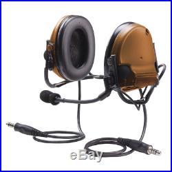 3M PELTOR COMTAC III ACH Communication Headset, Dual COMM, Neckband