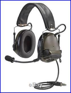 3M PELTOR COMTAC III ACH Tactical Communication Headset, MT17H682FB-47 GN