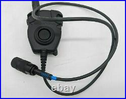 3M PELTOR Comtac III ACH Kit Two-Way Radio Headset 93441 -SB2685
