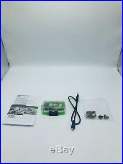3M PELTOR Electronic Ear Plug, Green, EEP-100 WITH SKULL SCREW PLUGS