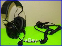 3m Peltor Mt15h7a-34 Tactical Pro Headset With Boom MIC