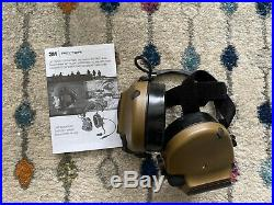 3M Peltor COMTAC III Hearing Defenders With Gel Earcups And Neckband
