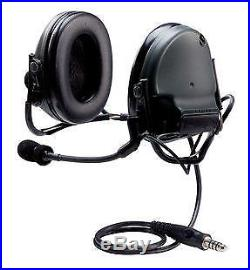 3M Peltor ComTac III Electronic Headset BB Single Comm Olive MT17H682BB-47 GN