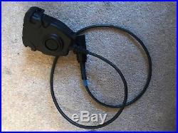 3M Peltor ComTac III FB Single Comm Electronic Headset NATO Wiring Headband Mo