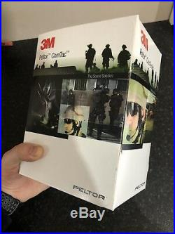 3M Peltor ComTac XPI electronic hearing protection