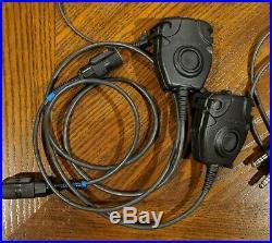 3M Peltor Comtac III Dual Comm ACH Kit + extras