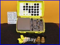 3M Peltor LEP-200 Level Dependent Electronic Earplugs with Case