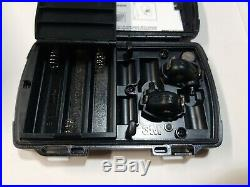 3M Peltor TEP-100 Rechargeable Tactical Digital Earplug Set Army Grade