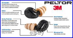 3M Peltor TEP-100 Tactical Digital Earplugs