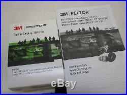3M Peltor TEP-100 Tactical Earplug Kit 66525