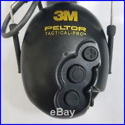 3M Peltor Tactical Pro Communications Headset MT15H7F 370 SV, Hearing Protection