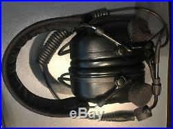 3M Peltor Tactical XP with Mic