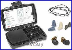 3M Peltot TEP-100 Tactical Earplug Kit 66525