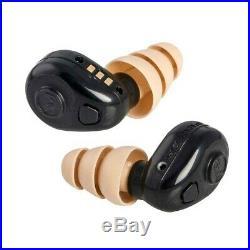 3MM Peltor T. E. P. Tactical Ear Protection, Black Case