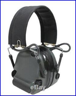3MPeltor ComTac III Hearing Defender Electronic Earmuffs MT17H682FB-09 FG