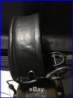 3m Peltor Comtac I Hearing Protection Radio Headset Old Model