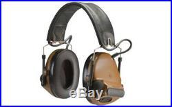 3m Peltor Comtac III Communication Headset Earmuff 23 dB Coyote Brown H682FB09CY