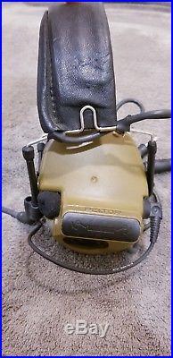 3m Peltor Comtac III Dual Comm