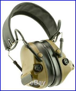 3m Peltor H682fb09cy Comtac III Communication Headset Earmuff 23 Db Coyote Brown