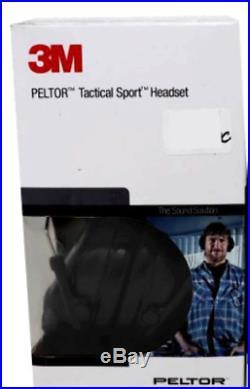 3m Peltor Mt16h210f-479-sv Tactical Sport Headsets