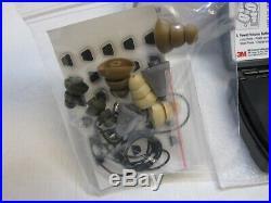 3m Peltor Tactical Ear Plug Kit Tep-100 Electronic Digital Hearing Protection