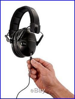 4 Peltor Tactical 100 Earmuffs Electronic Hearing Protector 3M TAC100 4x