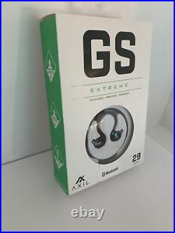 Axil GS Extreme All-In-One Ear Buds withExtra Foam Tips