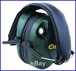 Caldwell Electronic Ear Muffs Hearing Protection Impact Sport Earmuffs Shooting