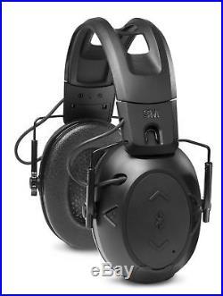 Electronic Bluetooth Wireless Ear Protection NRR 26dB Shooting Range Earmuffs US