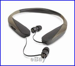 Electronic Ear Plugs For Shooting Bluetooth Music Muffs Walker Game Neck Hearing