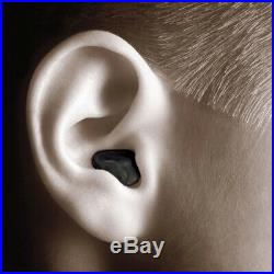 Etymotic Research HD15 Electronic Earplugs Hearing Protection, Black