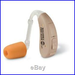Game Ear HD Pro Elite Hearing Enhancer, 50dB Adjustable Frequency Tuning Aid