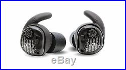 Hearing Protection Walker's Silencer Ear Bud Integrated Microphone Clear Speaker