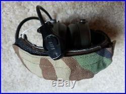 MSA SORDIN Supreme Pro MICH Headset 75305/10049802. NSN 8465-01-519-6876