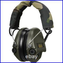 MSA Sordin 75302-X Supreme Pro-X Hunting Shooting Headset Camo