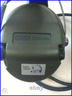 MSA Sordin Supreme Pro 75310