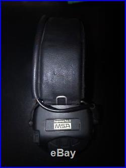 MSA Sordin Supreme Pro-X, Black, GelEars