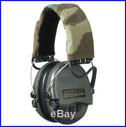 MSA Sordin Supreme Pro-X Headband Woodland IP67 Waterproof CAG ACE DEVGRU