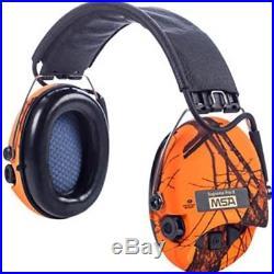 MSA Sordin Supreme Pro X LED Ear Muffs Made in Sweden