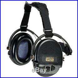 MSA Sordin Supreme Pro-X, Neckband Black