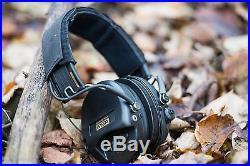 MSA Sordin Supreme Pro X Premium Edition Electronic Earmuff with black black