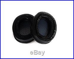 MSA Sordin Supreme Pro X with green cups Neckband Electronic Earmuff equippe