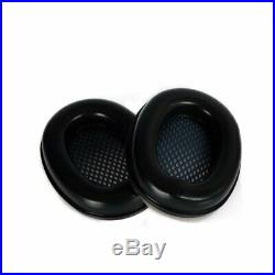 MSA Sordin Supreme Pro X with green cups Neckband Electronic Earmuff slim
