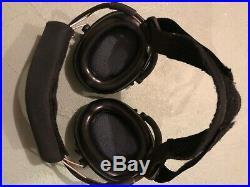 MSA Supreme Pro-X, Neckband Black