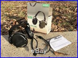 Msa Supreme Mil CC Neckband Electronic Earpro