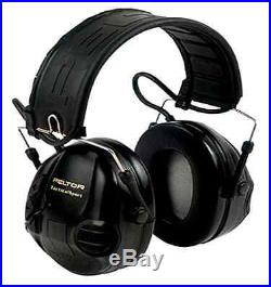 NEW 3M Peltor Tactical Sport Hearing Protector Noise Reduction Ear Muff MP3