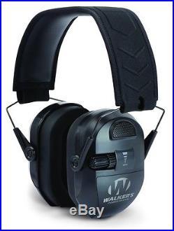 New 2015 Walker's Game Ear Ultimate Power Muff 9x Hearing Enhancement GWP-XPMB