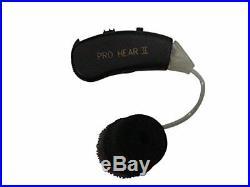 New ProEars Hear Pro Hear IIPH2BTE Digital Hearing Device Discreet Aid Hearing