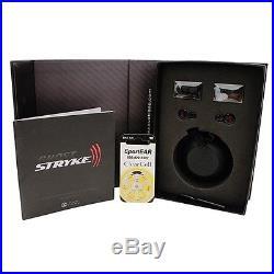 New! SportEar Ghost Stryke Black GS1-Black