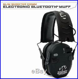 New Walkers Game Ear GWP-RSEQM-BT Walker's Razor Quad Bluetooth Muff